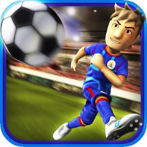 Striker Soccer London from U-PLAY Online