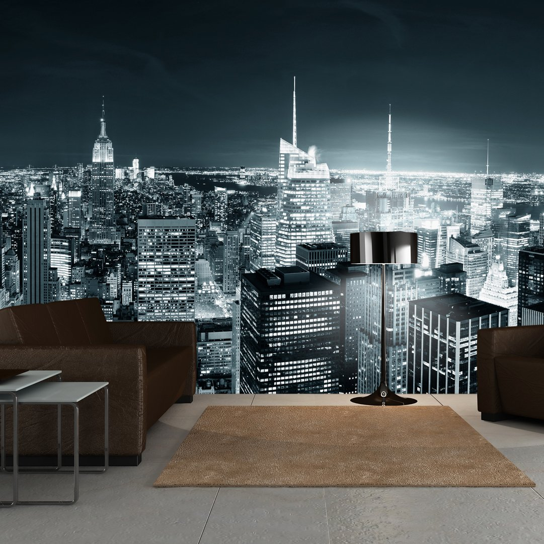 Vlies Tapete ! Top ! Fototapete ! Wandbilder XXL ! 550x270 cm  New York ! 1007044   Rezension