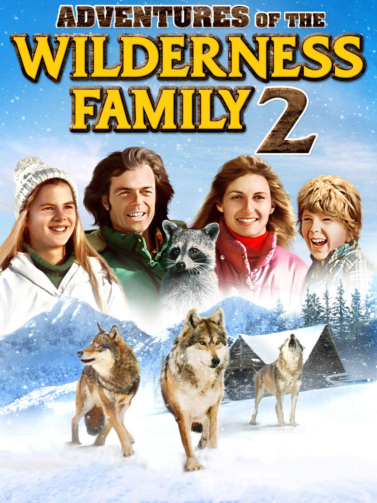 Adventures of the Wilderness Family 2 on Amazon Prime Video UK