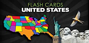 Flash Cards - United States by Learning Gems