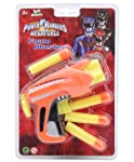 Impulse Power Rangers Foam Blaster, Red/Yellow