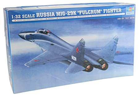 MiG-29K Falcrum Type K (Plastic model)