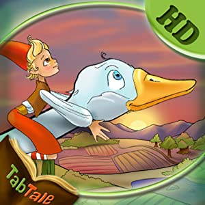 The Wonderful Adventures of Nils - An Interactive Children's Story Book HD