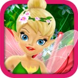 Dress Up - Flower Fairy (Kindle Tablet Edition)