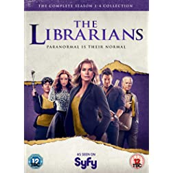 Librarians - The Complete Collection Series 1-4