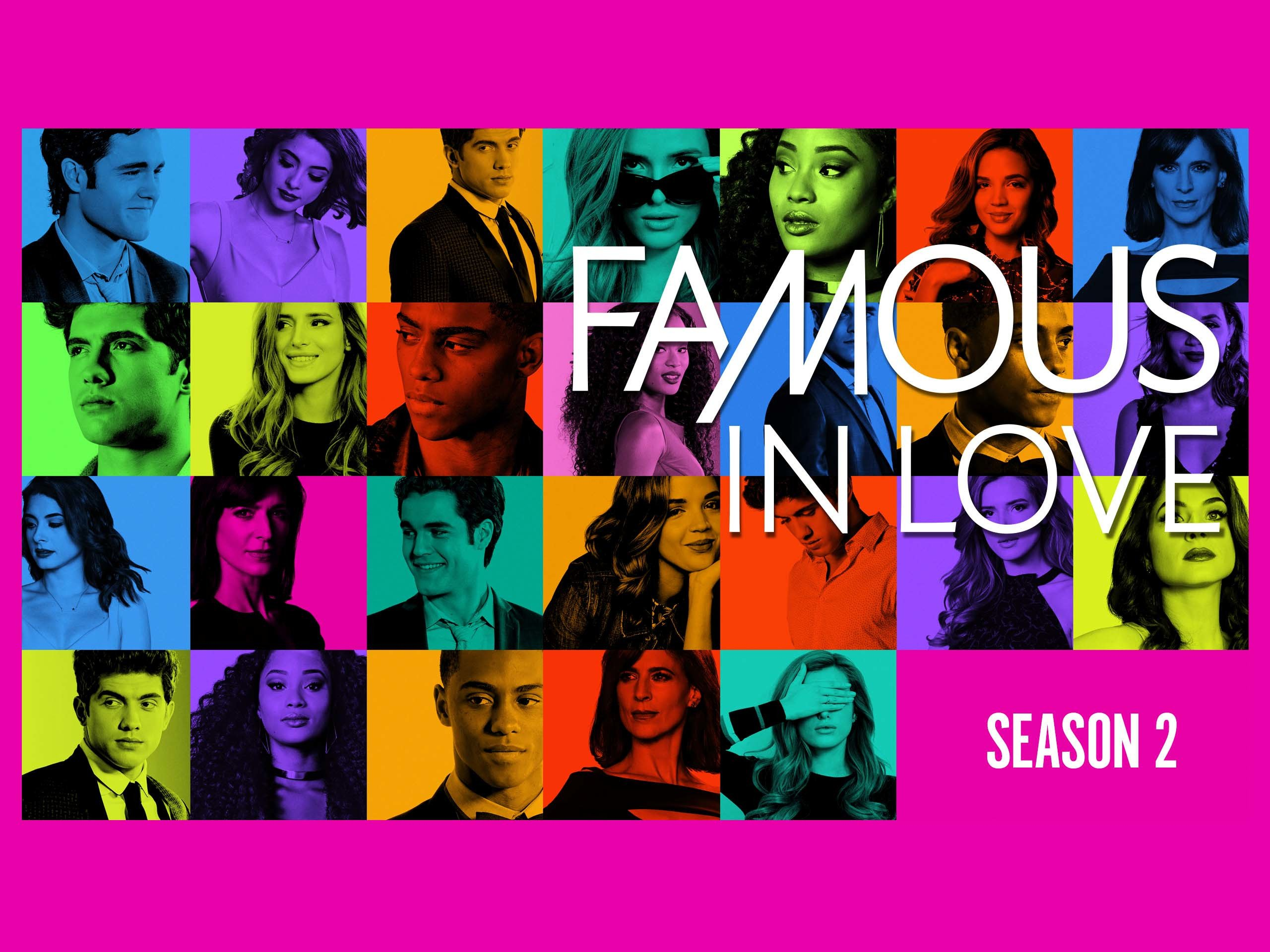 Famous in Love, Season 2 - Season 2