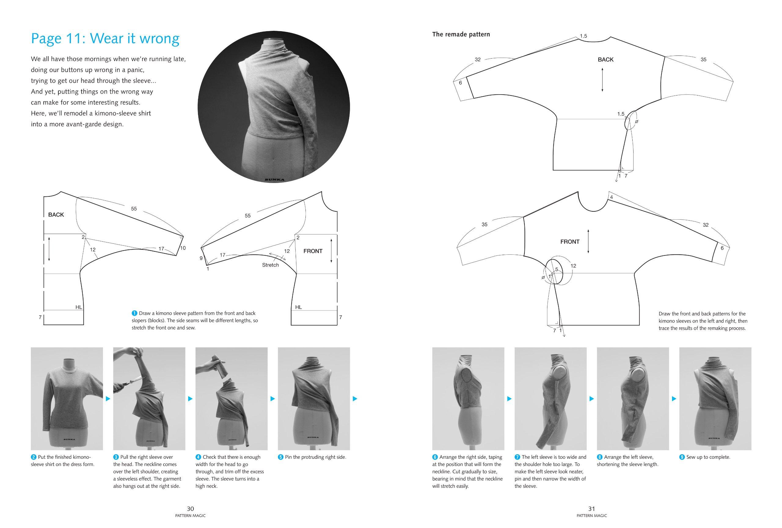 Pattern Magic Stretch Fabrics Pdf Pattern Magic Stretch