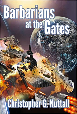 Barbarians at the Gates (The Decline and Fall of the Galactic Empire Book 1)