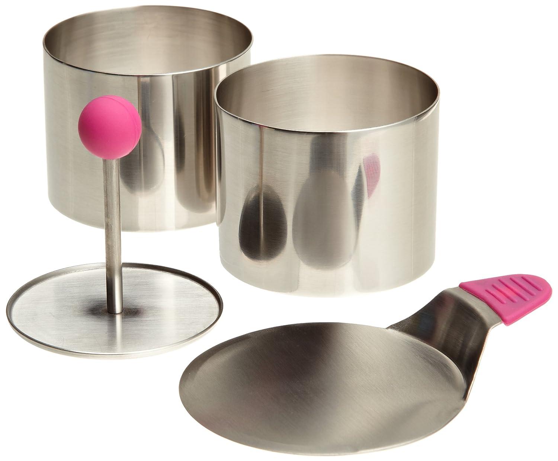 Food Rings Recipes Ateco Food Rings Mold Set