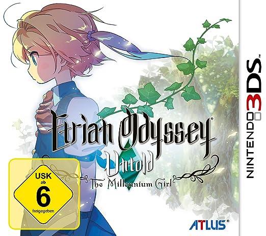 Etrian Odyssey Untold: Millenium Girl (3DS)