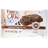 18-Pack Fiber One 90 Calorie Chocolate Fudge Brownies Mega Pack