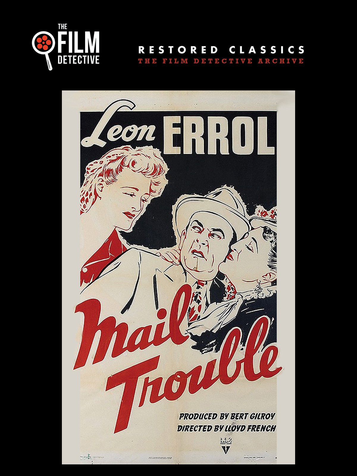 Mail Trouble on Amazon Prime Instant Video UK