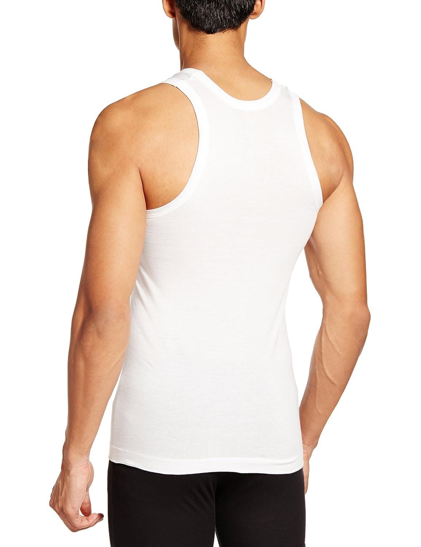 Deals on Rupa Frontline Men's Cotton Vests (Pack of 2)