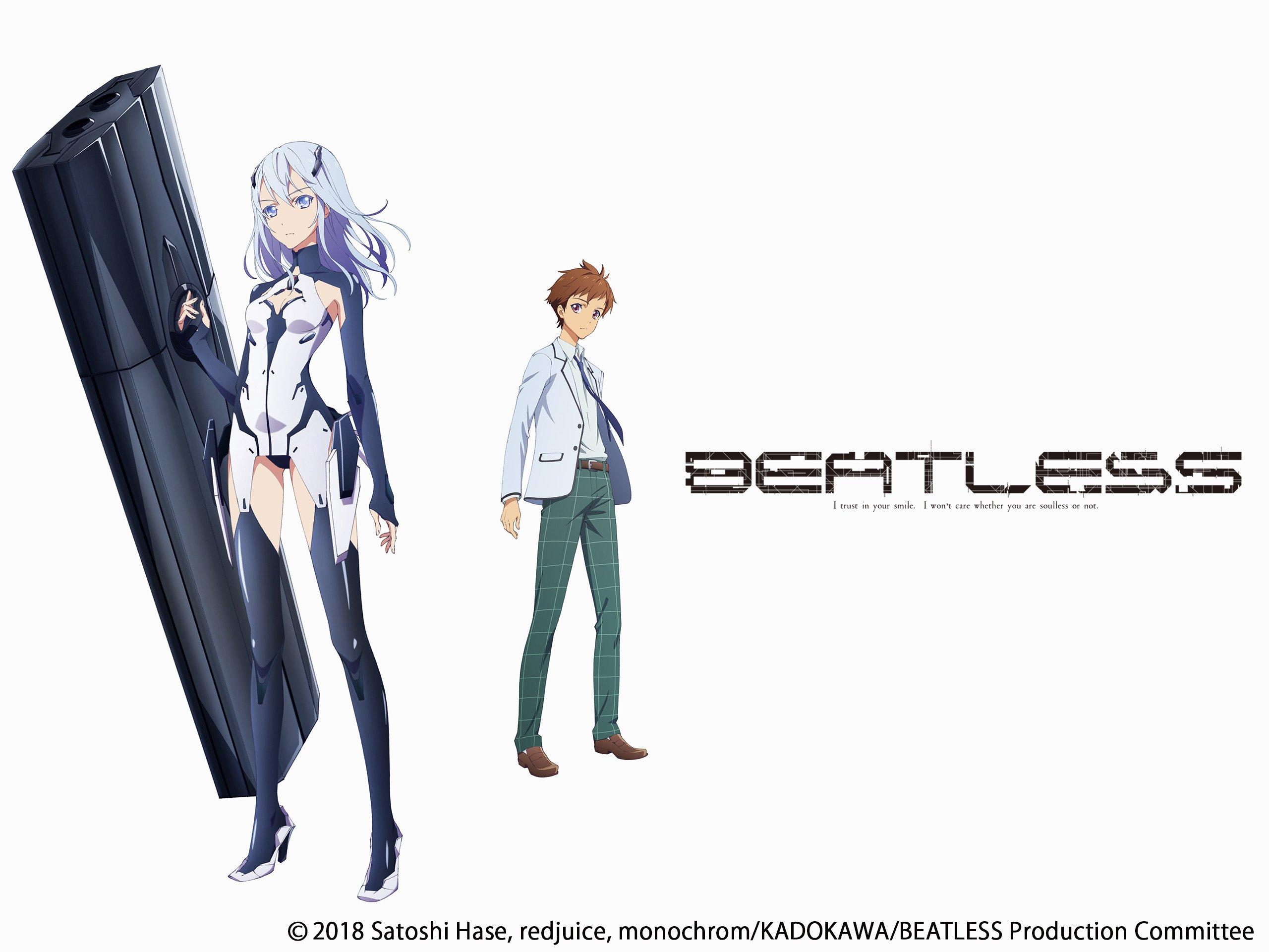 BEATLESS - Season 1