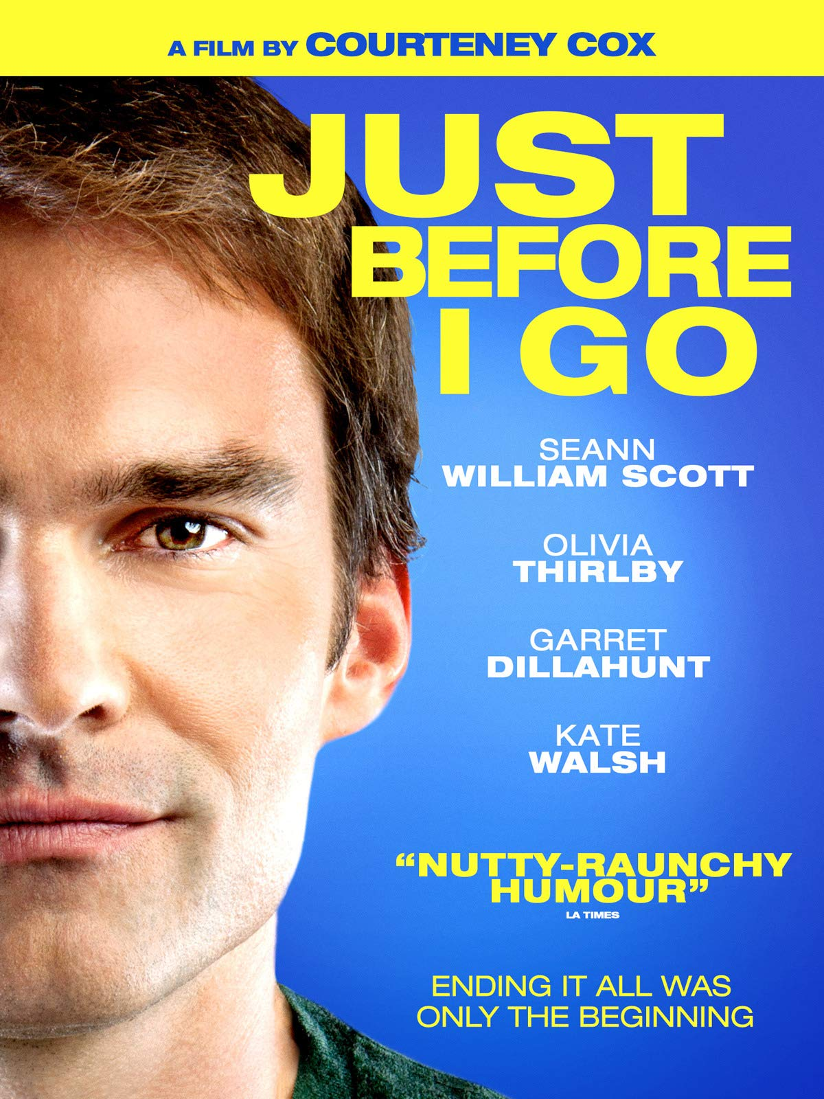 Just Before I Go on Amazon Prime Instant Video UK