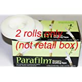 Parafilm Nursery Grafting Tape (2 Rolls; 0.5