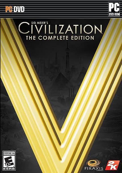 Telecharger Sid Meier's Civilization V Complete Edition PC Crack