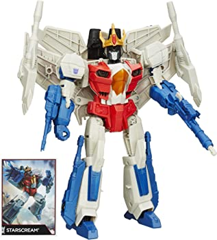 Transformers Generations Starscream Figure