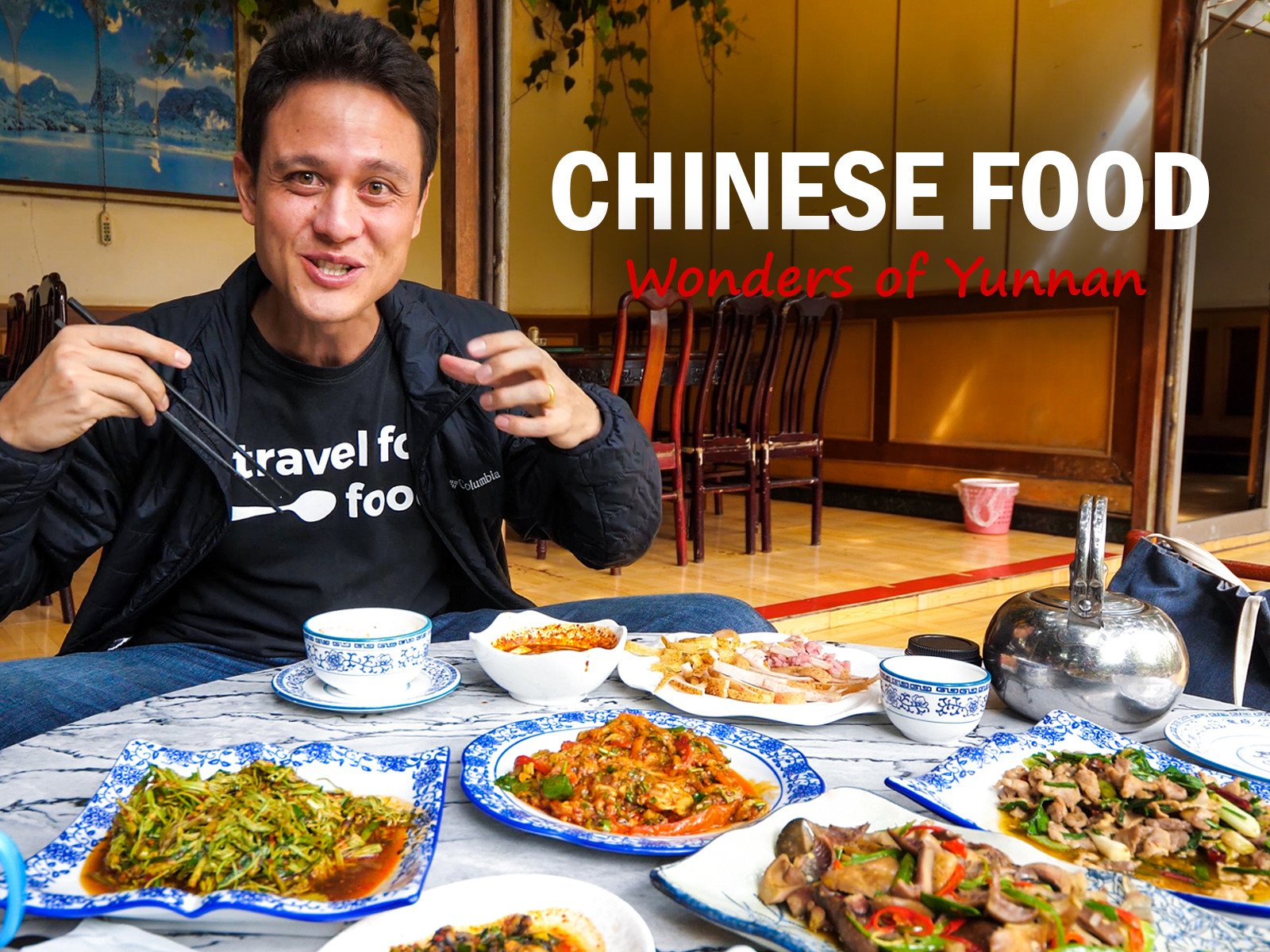 Chinese Food: Wonders of Yunnan - Season 1
