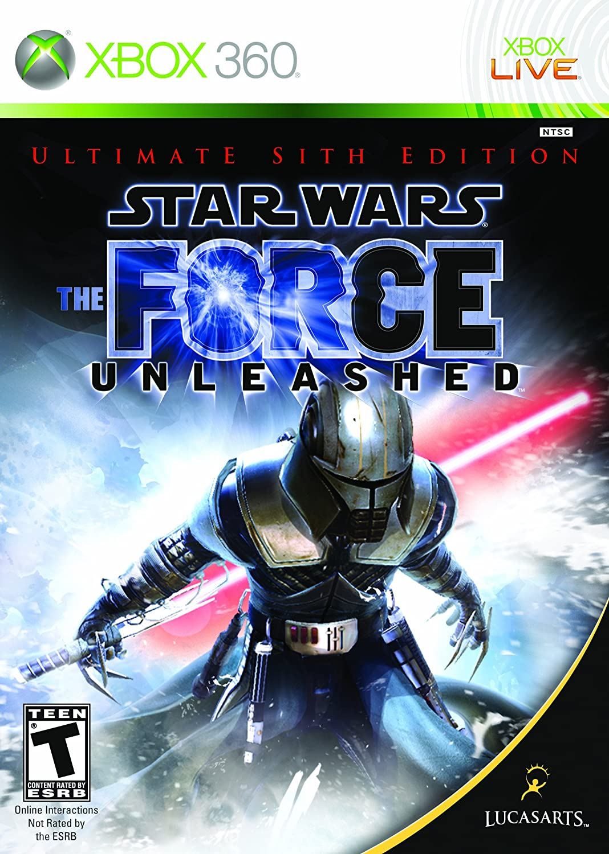 Star Wars The Force Unleashed Ultimate Sith Edition (X-BOX 360) 81mczmIJj8L._SL1500_