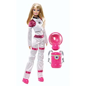 Barbie I Can Be Space Explorer Doll