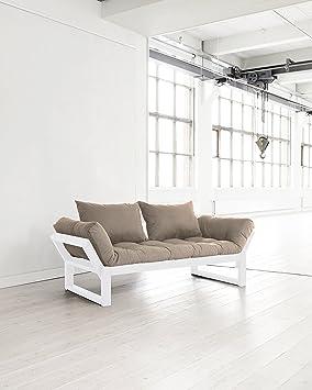 - borde KARUP, sofá-cama o necesitamos agua, futón