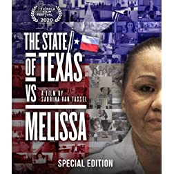 The State Of Texas Vs. Melissa: Special Edition [Blu-ray]