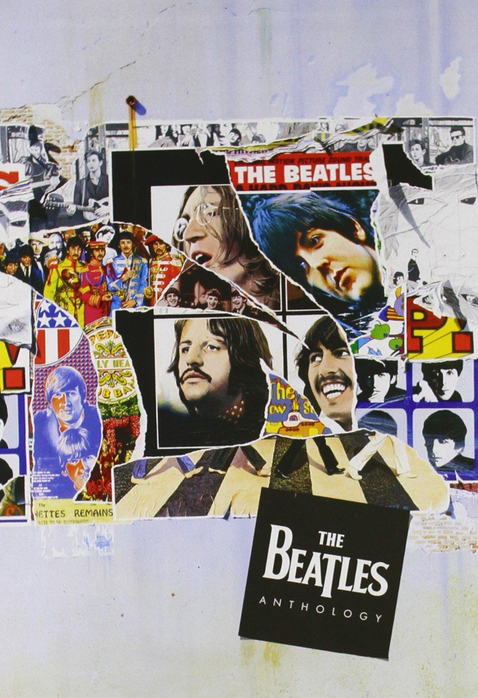 Anthology Project Beatles The Beatles Anthology Dvd
