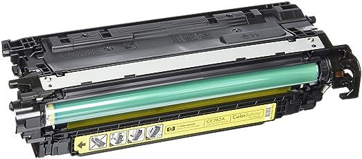 HP CE262A Cartouche de Toner Jaune 11000 pages ColorSphere