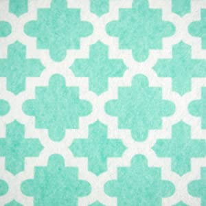 DII Non Adhesive Cut to Fit Machine Washable Shelf Liner Paper For Cabinets, Kitchen Shelves, Drawers,  Set of 2, 12 x 10 - Aqua Lattice (Color: Lattice Aqua, Tamaño: Shelf Liner (Set of 2) 12 x 120)