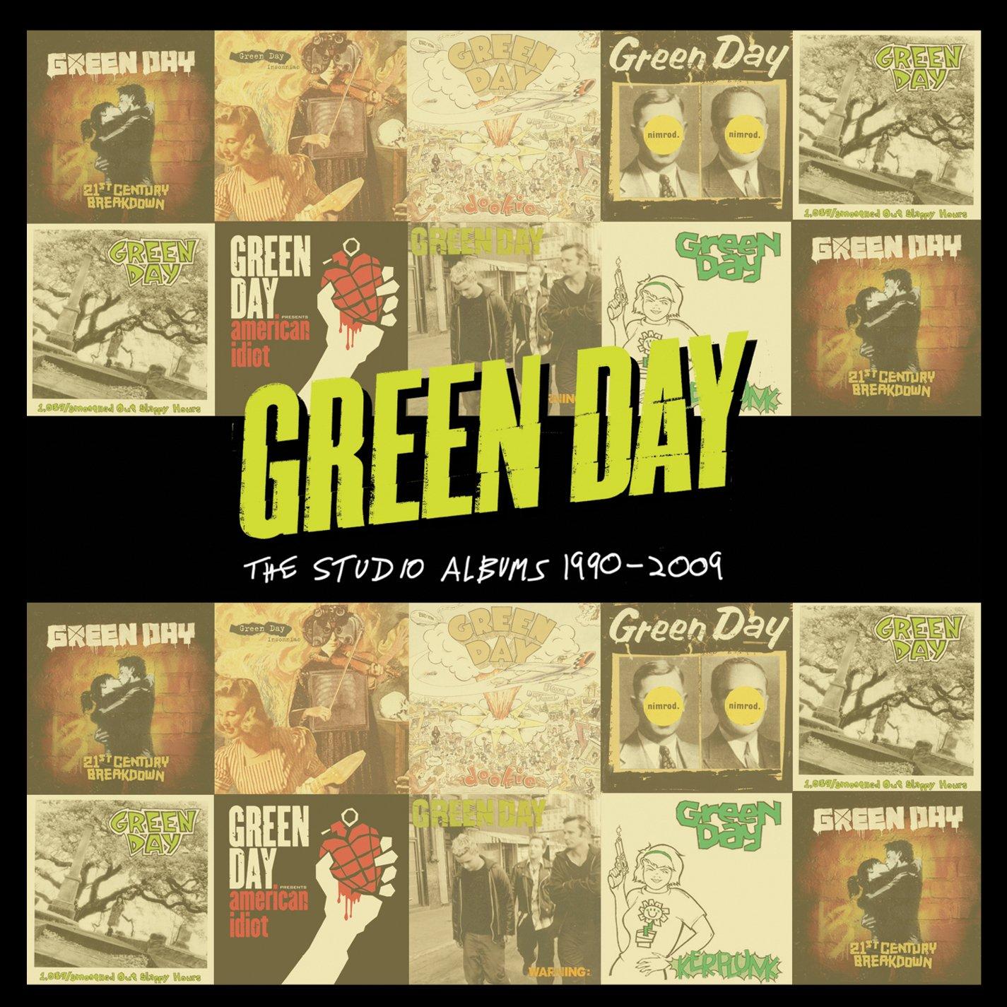 The Studio Album 1990-2009