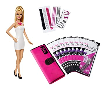 Barbie Photo Fashion Doll Driver Barbie Fashion Design Maker