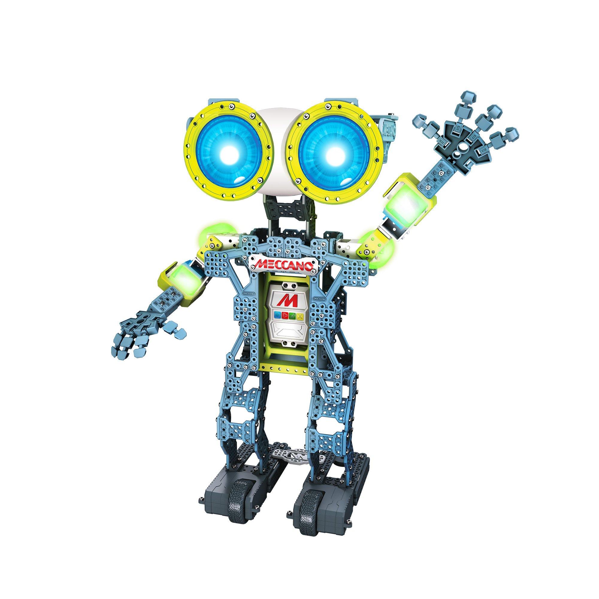 Meccano Robots