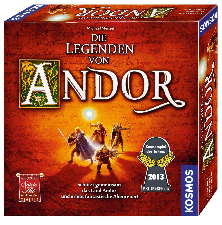 KOSMOS 691745 - Die Legenden von Andor,