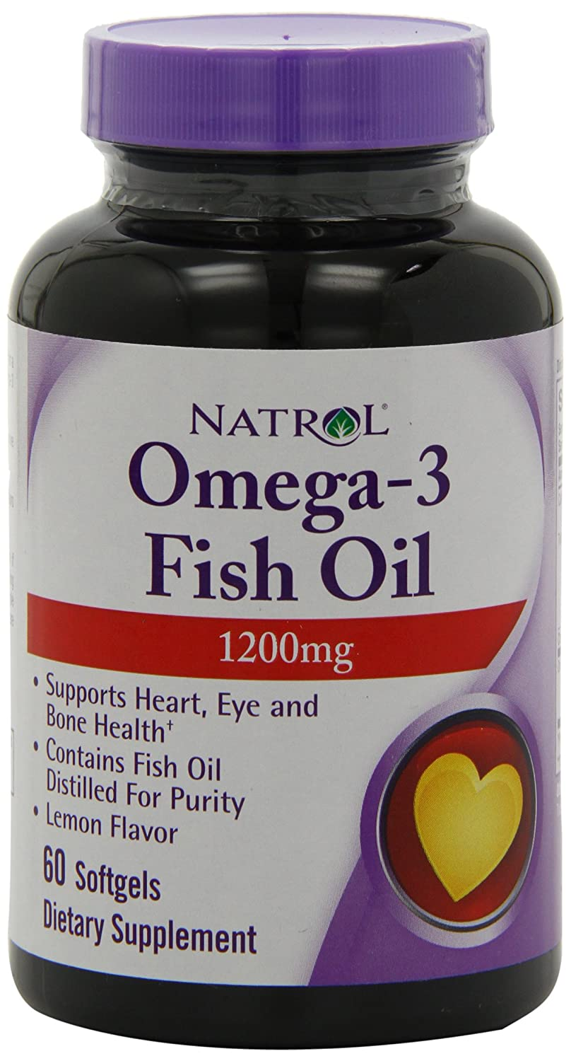 Omega 3 fish oil 1200mg vitajako for Spring valley fish oil review