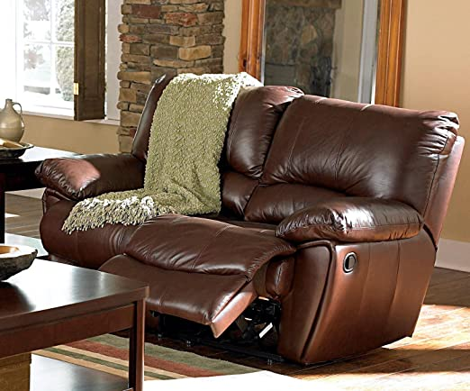 Coaster 600282 Clifford Double Reclining Love Seat