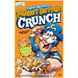 Cap'N Crunch, Peanut Butter, 17.1-Ounce (Pack of 5) (Tamaño: 17.1oz Box)