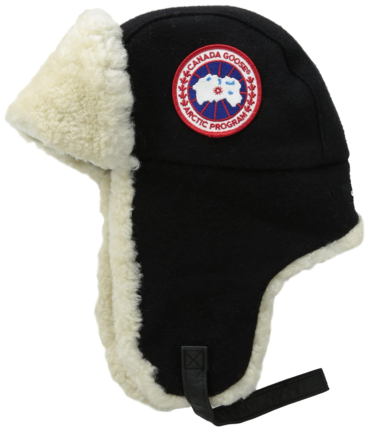 Pilot Hat Amazon Wool Shearling Pilot Hat