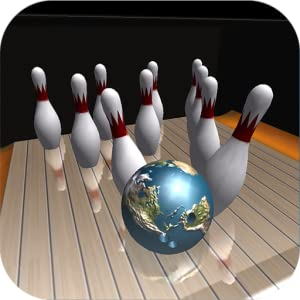 Galaxy Bowling Lite from Driftwood Software