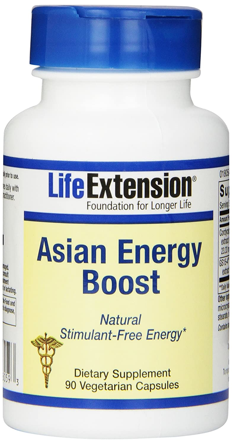 Asian Energy Boost