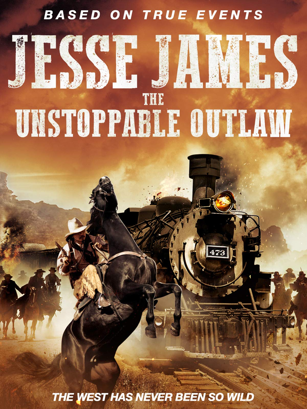 Jesse James The Unstoppable Outlaw
