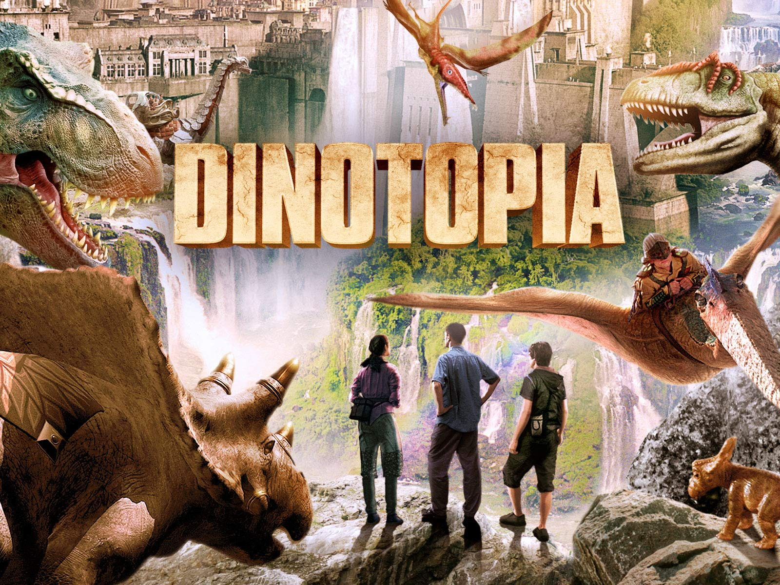 Dinotopia on Amazon Prime Video UK