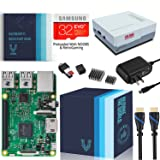 Vilros Raspberry Pi 3 Complete Starter Kit with Retro Gaming Case