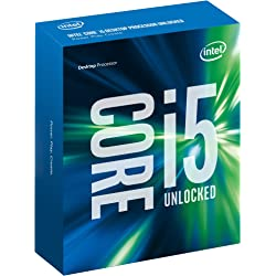 Intel Core i5-6600K 3.50GHz Quad Core Processor