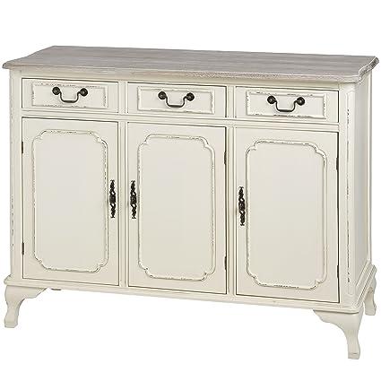 Canterbury Three Drawer Sideboard Cabinet