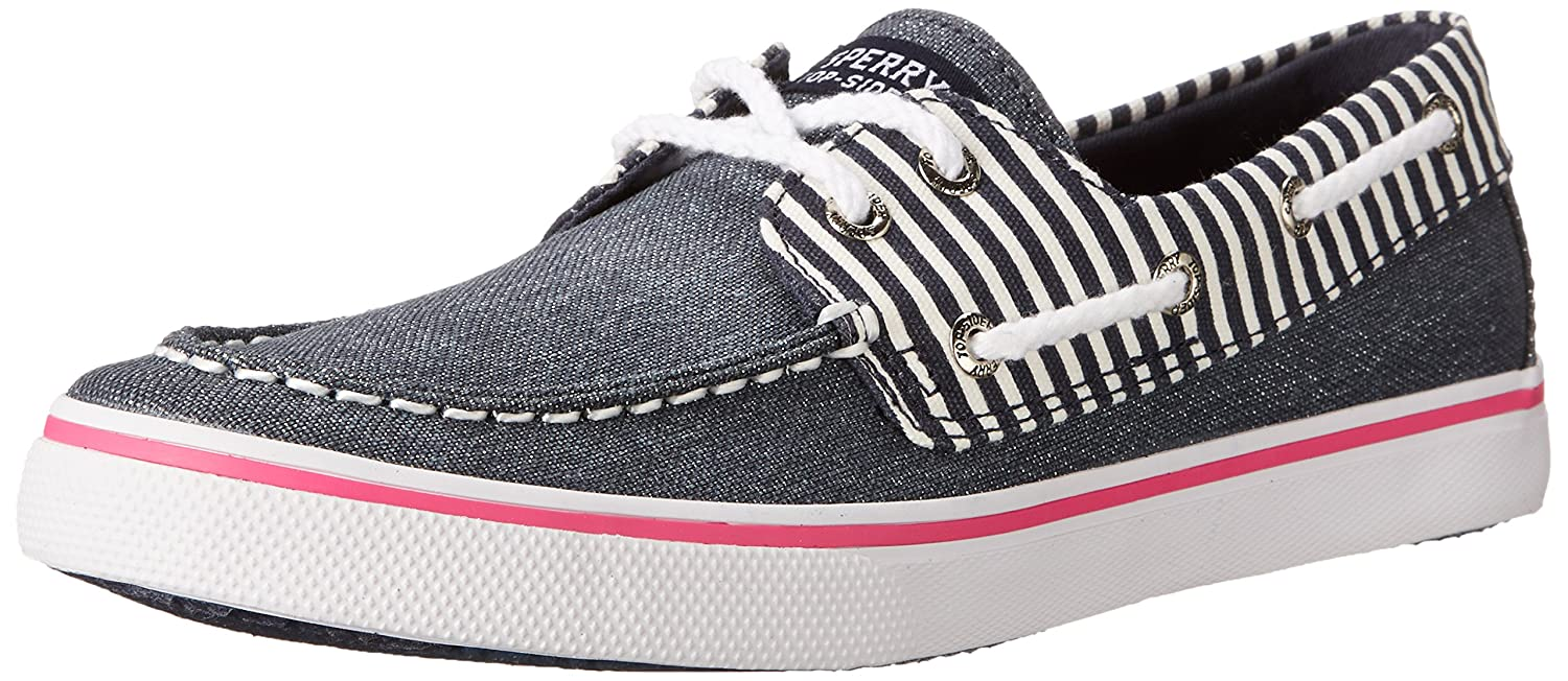 Sperry Top-Sider Bahama Boat Shoe (Little Kid/Big Kid) sperry top sider bahama boat shoe little kid big kid