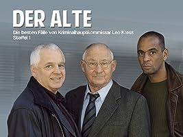 Der Alte - Die besten F�lle von Kriminalhauptkommissar Leo Kress, Staffel 1