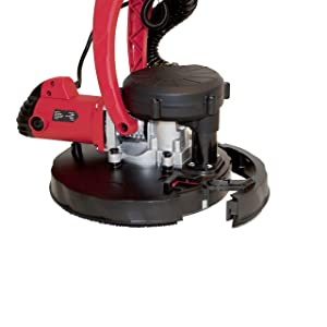 ALEKO DP-3000 Electric Variable Speed Drywall Sander with LED Light 710 Watts