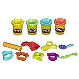 Play-Doh Starter Set (Color: Multicolor)