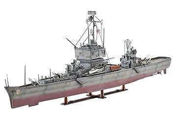 Revell - 22 - Maquette Classique à Peindre et à Coller - Atom Cruiser USS Long Beach